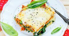 Lasagne vegetariane: la ricetta