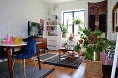 NYC Home Tour: Sunday/Monday Textile Company Founder | Apartment Therapy