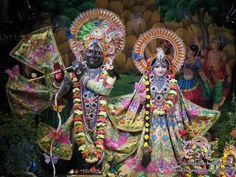 Sri Sri Radha Kalachanda Wallpaper