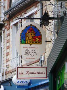 A Bagnoles-de-l'Orne