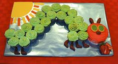 Boy Cheese Sandwich: Tutorial: Color-swirled cupcakes