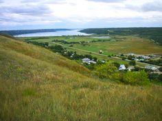 Lebret, Qu'Appelle Valley - Saskatchewan, Canada near Balcarres where grandma Chappell nee Robson was born.
