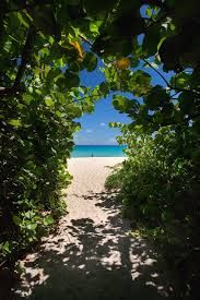 Nude Beach, Guadeloupe