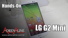 """Hands-On: Conheça o LG G2 Mini, versões """"encolhidas"""" do LG G2"""