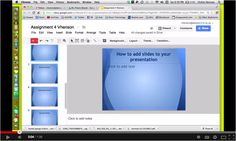 Excellent Tutorials to Help You Create Presentations on Google Drive ~ Educational Technology and Mobile Learning