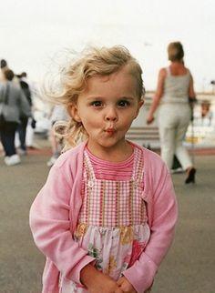 Baby Chloe Moretz