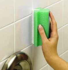 Buy Power Tub Tile Scrubber Brush Scrub Clean Bathroom Grout Lines Floor Battery New at online store Cleaning Floor Grout, Clean Bathroom Grout, Bathroom Hacks, Ideas Para Organizar, Desperate Housewives, Leather Cleaning, Good Housekeeping, Clean House, Home Remedies