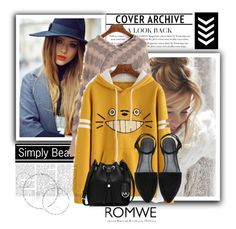 """Romwe  7/5"" by amelaa-16 ❤ liked on Polyvore featuring MICHAEL Michael Kors, women's clothing, women's fashion, women, female, woman, misses and juniors"