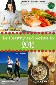 It's never too late to start incorporating healthier food choices and physical activity into your lifestyle! For specific recommendations, refer to the 2015-2020 Dietary Guidelines for Americans.