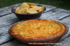 Tailgating Recipe for Hot Cheese Bake