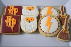 Harry Potter Cookies | Flickr - Photo Sharing!
