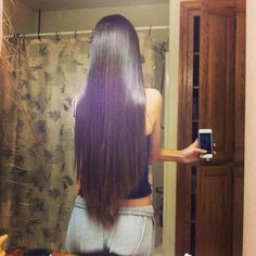 Long Thick Hair - Hairstyles How To