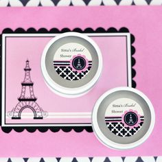 Items similar to Personalized Round Candle Tins Parisian Party Paris Custom Travel Candles Favors Destination Wedding Bridal Shower Keepsake Thank You Gift on Etsy Candle Wedding Favors, Candle Favors, Personalized Wedding Favors, Round Candles, Tin Candles, Parisian Party, Romantic Evening, Party Themes, Themed Parties