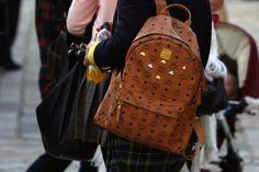 Streetsnaps: MCM  Location: London Fashion Week