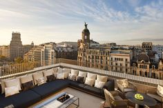 Mandarin Oriental Barcelona   Penthouse Suite   (Condé Nast Traveller)