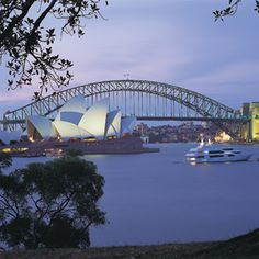 Syndey, Australia...a must see for any traveler's bucket list!