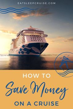 Are you planning a cruise vacation to get away from the madness of today? Did you know that when you cruise can change the price of your experience? Check out this post for tips and ideas on how to save money when booking your cruise. No matter your destination (Caribbean, Europe, etc.) or the cruise line (Disney, Royal Caribbean, etc.), you can save money on your cruise if you follow these tips. #SaveMoney #CruiseTips #CruisePlanning #CruiseVacation #Cruising