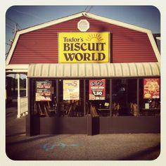 Best biscuits ever!! Hurricane, West Virginia.