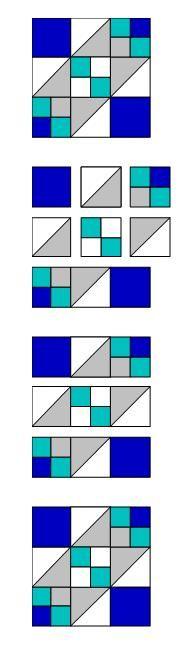52 Weeks of Quilt Pattern Blocks in 52 Weeks, Week 18 free quilt pattern
