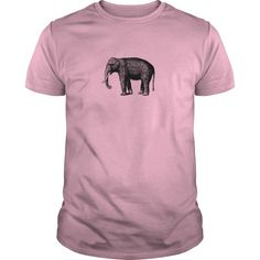 Elephant | T-Shirt | Elefant | Nature | Animal | Tier | Safari