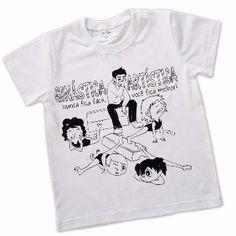 Camiseta Flexibilidade - Infantil