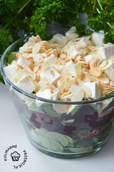 Salad Recipes, Healthy Recipes, Sprout Recipes, Yummy Mummy, Tzatziki, Potato Salad, Cabbage, Salads, Good Food