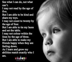 We can learn from kids