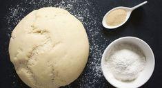 Ζύμη. Φωτογραφία: Shutterstock Kitchen Recipes, Cooking Recipes, Focaccia Pizza, Pizza Pastry, Bread Art, Grilled Pizza, Bread And Pastries, Greek Recipes, Cheese Recipes
