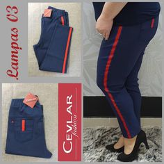 Spodnie z lampasem Cevlar BL03 kolor granatowy rozmiar 38 – 40 – 42 - Big Sister Apron, Fit, Fashion, Moda, La Mode, Fasion, Fashion Models, Trendy Fashion, Aprons