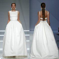 Tendencias 2017: Vestidos de novia de volantes vs. lazos - Foto 19
