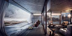 Notos  Casa en la costa  Clients: Minond - Klotz