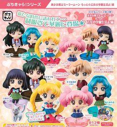 Petit Chara! Sailor Moon More School Life! on Crunchyroll