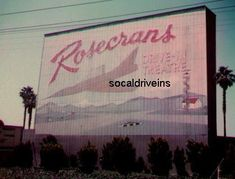 50's - 60's Compton CA Rosecrans-Drive-in