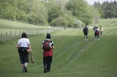Just Walk across the beautiful South Downs with Across the Divide