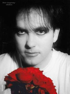 Robert: I bought you roses, valentine... <3 <3