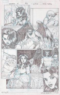 Comic Book Pages, Comic Book Artists, Comic Artist, Artist Art, Best Comic Books, Comic Books Art, Fantasy Comics, Fantasy Art, Comic Kunst