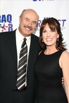 Dr Phil and Robin McGraw