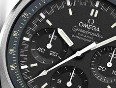 OMEGA Speedmaster Mark II (2014) - sub-dials