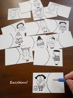 ゆるくて楽しい20種類の絵柄が入った、 小さなメッセージカードセット。 一枚一枚すべて違うイラストなので、 お礼に添えたり、伝言を書いたり、色々なシーンに使え...|ハンドメイド、手作り、手仕事品の通販・販売・購入ならCreema。 Dm Poster, Paper Art, Paper Crafts, Message Card, Chalk Art, Name Cards, Diy Cards, Easy Drawings, Doodle Art