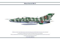MiG-21 Bulgaria