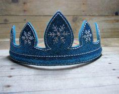 Snow Queen Tiara Headband