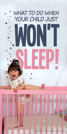Bedtime Battles: What to Do When Your Child Just Won't Sleep