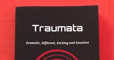 Blog tour: Traumata by Douglas Renwick (AD/GIFTED) Grief, Trauma, Authors, Thriller, Storytelling, Insight, This Book, Tours, Ads