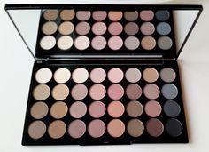 makeup revolution flawless matte palette review