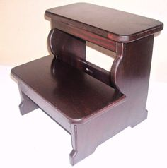 1000 Images About Bed Stepping Stool On Pinterest Step