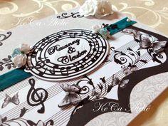 Livro de assinaturas - Casamento Para um casal apaixonados por música  kecaatelie@gmail.com
