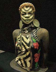 Woodrow Nash http://www.theragegallery.com/site/woodrow-nash-portfolio.html# — Ceramic Sculptures
