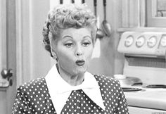 The Official I Love Lucy/Lucille Ball Gif