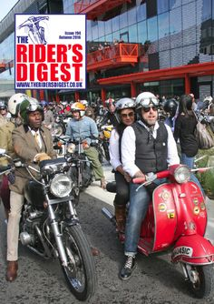 DGR, Courier Day, Ace Cafe, Yorkshire Dales, GPZ500 Yorkshire Dales, Trd, Archive