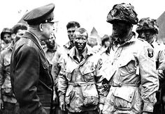 101st Airborne Division and Eisenhower: D-Day